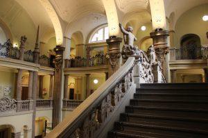 Amtsgericht Hannover Aufgang